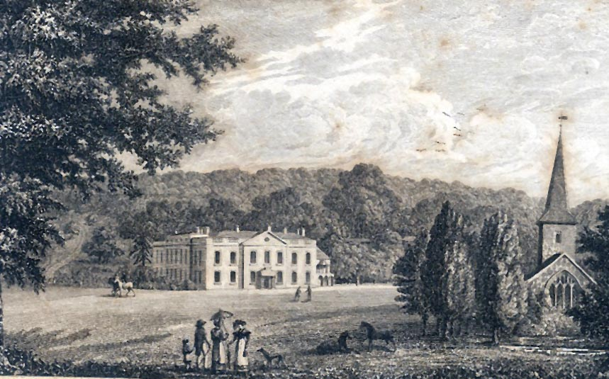 Stanmer House 1826