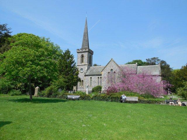 Stanmer Church