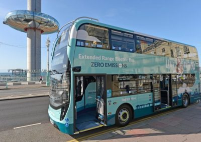 Ultra low emissions for Brighton & Hove